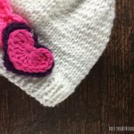Super cute knit hat for kids and adults. How to make a beanie - doityourfreakingself.com