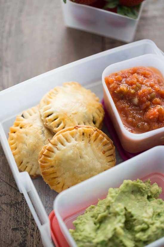 Mini-Taco Handpies from Lemons For Lulu