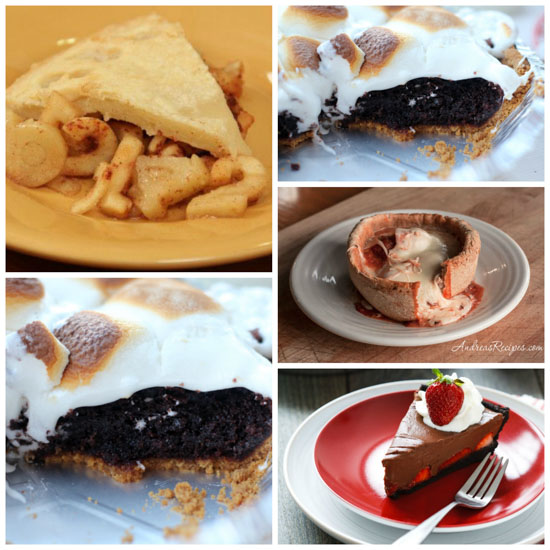 10 Pi Day Pies