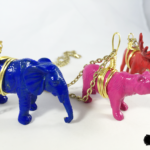 These cute DIY animal necklaces are so fun and easy to make! They make lovely gifts for your fashionable friends or a great jewelry accessory for yourself.