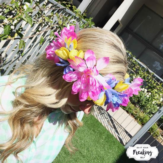 Do It Your Freaking Self Diy Flower Crown Do It Your Freaking Self
