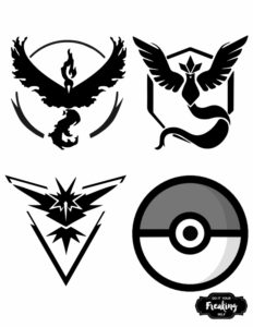 Show your team pride with these fun DIY Pokémon Go Pins! Connect with your team Instinct, Mystic or Valor with this easy craft