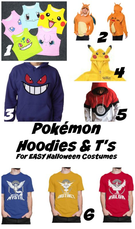 everything you need for your pokemon halloween costumes for kids adults babies