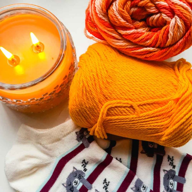 Get into the fall spirit, set the mood, and keep your candles lasting longer and burning better with these simple fall candle care tips!