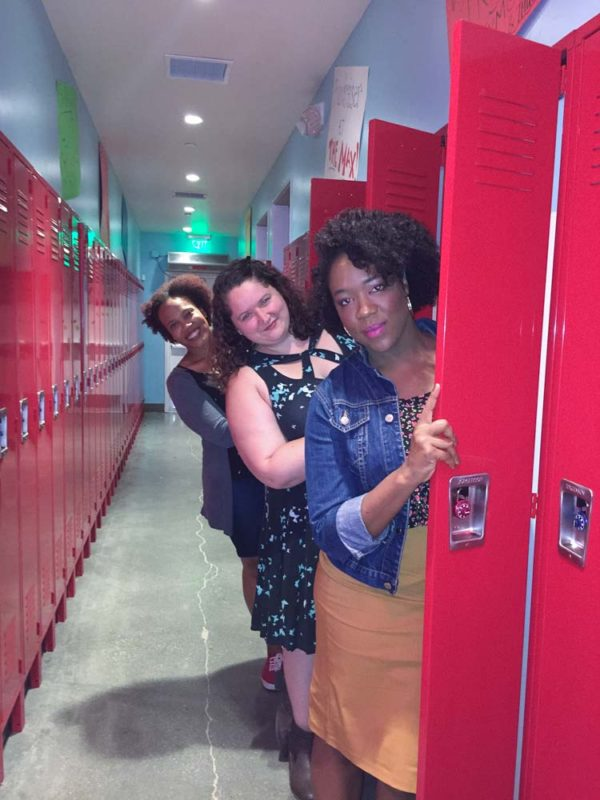 Red Lockers - Saved by the bell - saved by the max