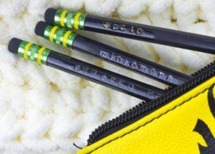 Harry Potter Spell Pencils