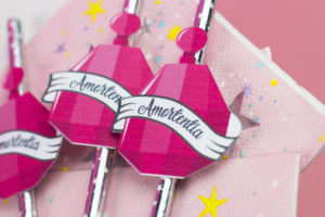 Harry Potter - Amortentia straw toppers