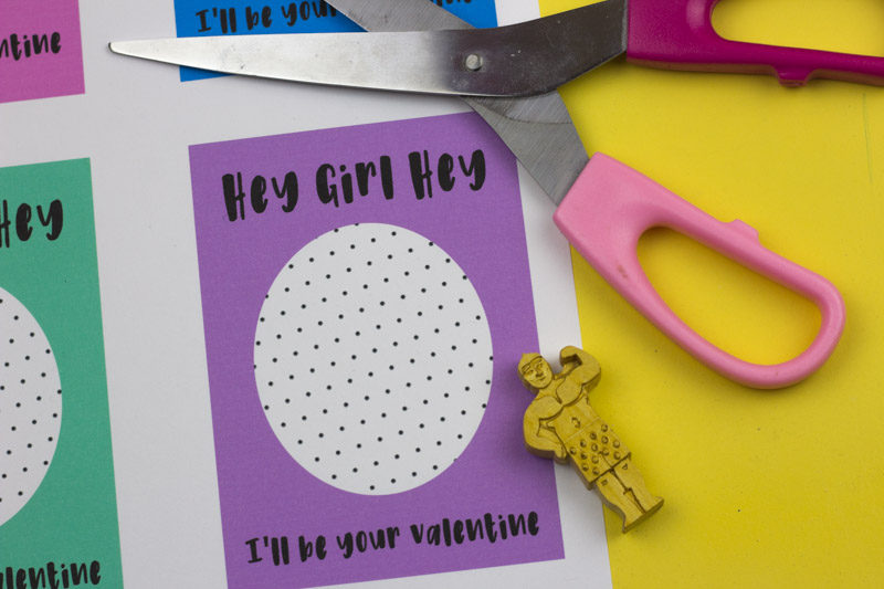 DIY Valentines for Single Friends