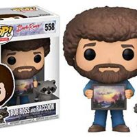 Funko POP! TV: Bob Ross - Bob Ross with Raccoon