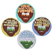 Happy Little Coasters